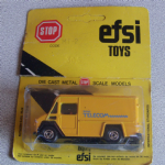 EFSI Holland Commer 352 British Telecom retro 80's diecast model